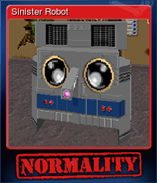 Sinister Robot
