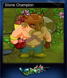 Stone Champion