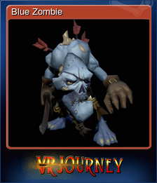 Blue Zombie