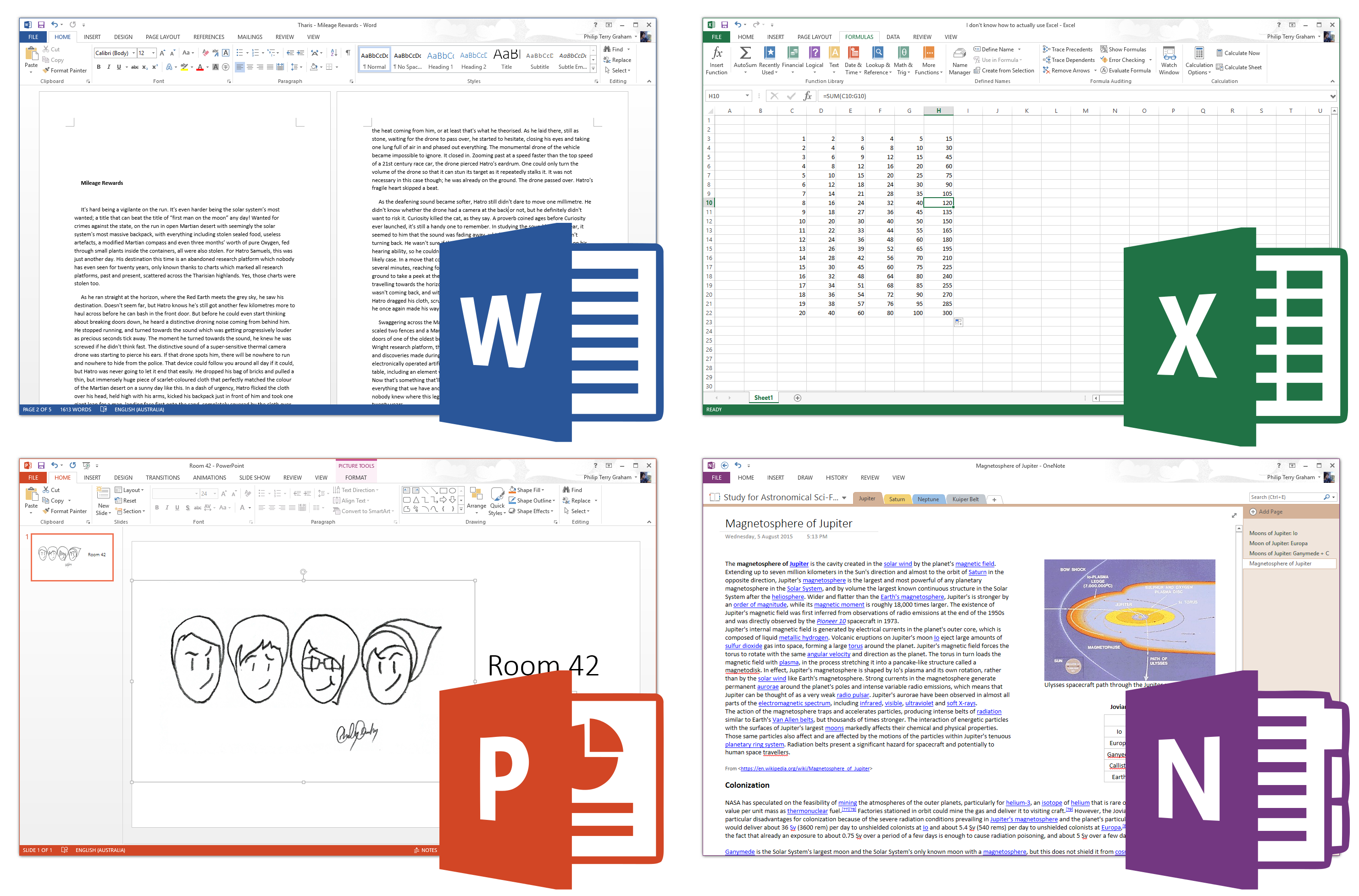 microsoft office plus 2013