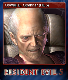 Oswell E. Spencer (RE5)