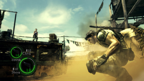 Resident Evil 5: Gold Edition | Steam | Opium Pulses - Cheap