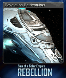 Revelation Battlecruiser