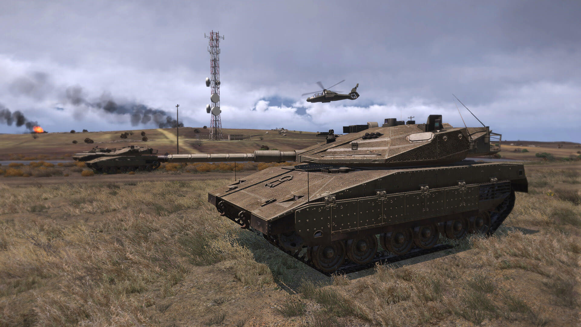 Arma 3: Anniversary Edition (EU ONLY) | Steam | Opium Pulses