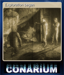 Exploration began