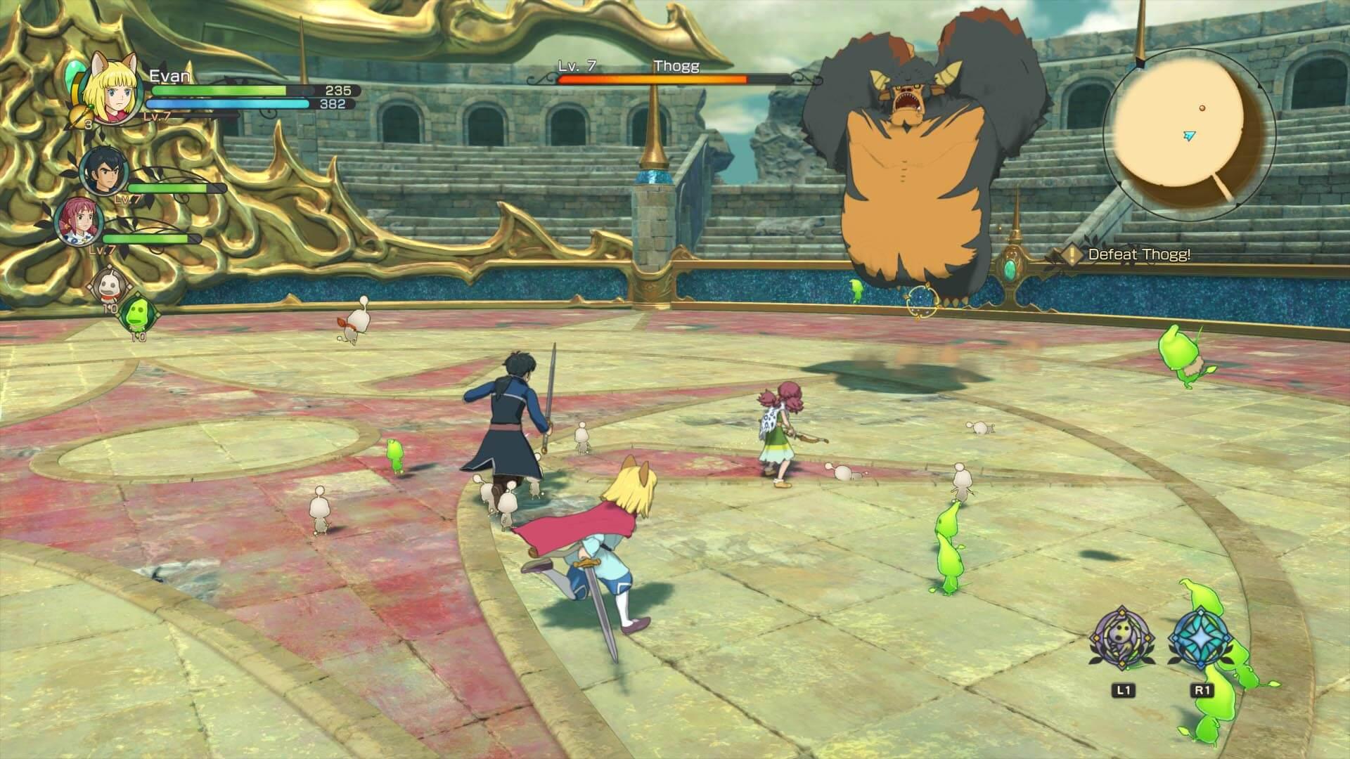 Ni no Kuni II Revenant Kingdom Steam