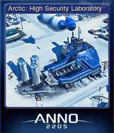 Arctic: High Security Laboratory