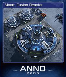 Moon: Fusion Reactor
