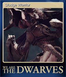 Sludge Warrior