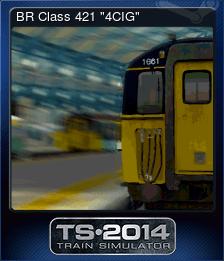 BR Class 421