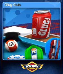 Glug Cola