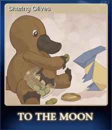 Sharing Olives