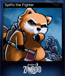 Spiffo the Fighter