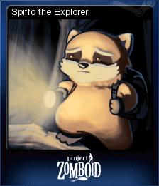 Spiffo the Explorer