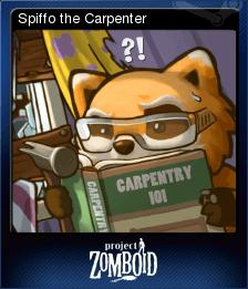 Spiffo the Carpenter
