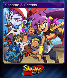 Shantae & Friends