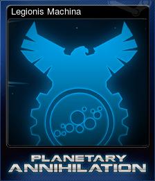 Legionis Machina