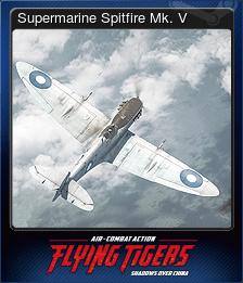 Supermarine Spitfire Mk. V