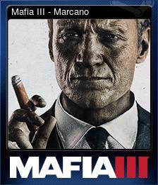 Mafia III - Marcano