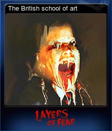 The British school of art