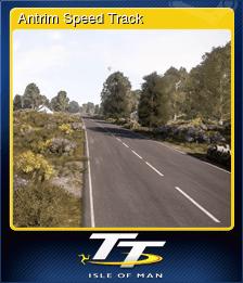 Antrim Speed Track