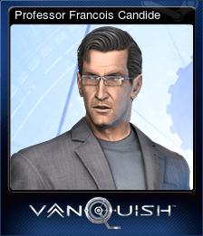 Professor Francois Candide