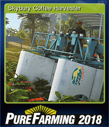 Skybury Coffee Harvester