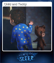 Child and Teddy