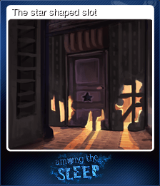 The star shaped slot