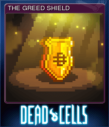 THE GREED SHIELD