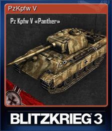 PzKpfw V