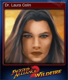 Dr. Laura Colin