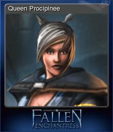 Queen Procipinee