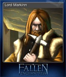 Lord Markinn
