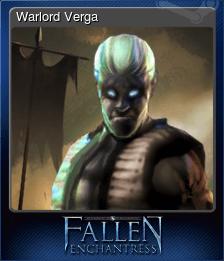 Warlord Verga