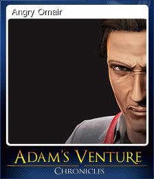 Angry Omair