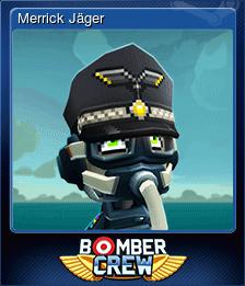 Merrick Jäger
