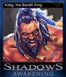 Kalig, the Bandit King