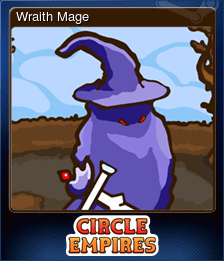 Wraith Mage