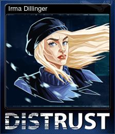 Irma Dillinger