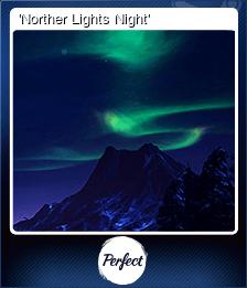 'Norther Lights Night'