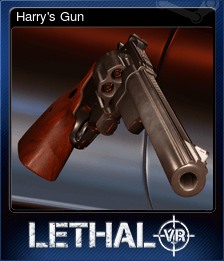 Harry's Gun