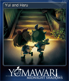Yui and Haru