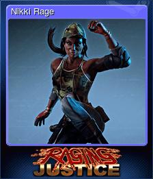 Nikki Rage