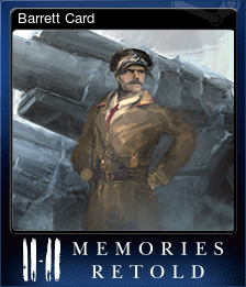 Barrett Card