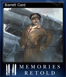 Barrett Card