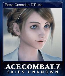 Rosa Cossette D'Elise