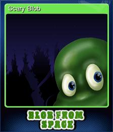 Scary Blob