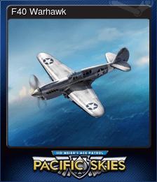 F40 Warhawk