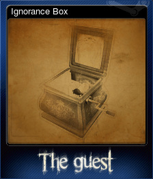 Ignorance Box